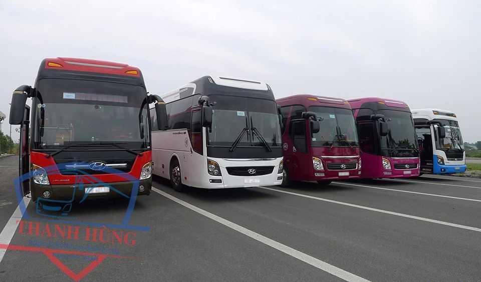 Thanh Hùng cho thuê xe du lịch