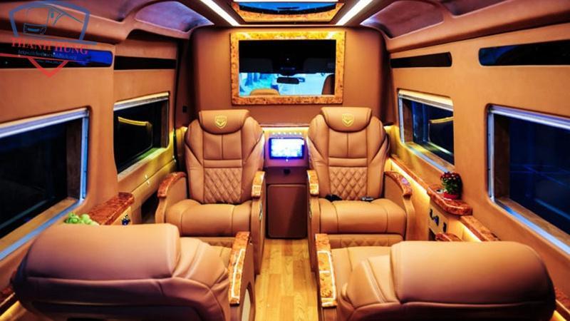 cho thuê xe limousine