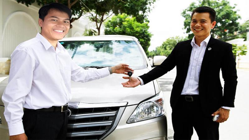 Thanh Hùng cho thuê xe tự lái