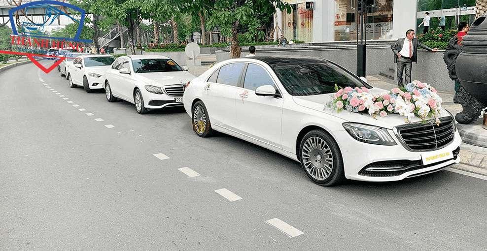 thuê xe hoa đám cưới hcm