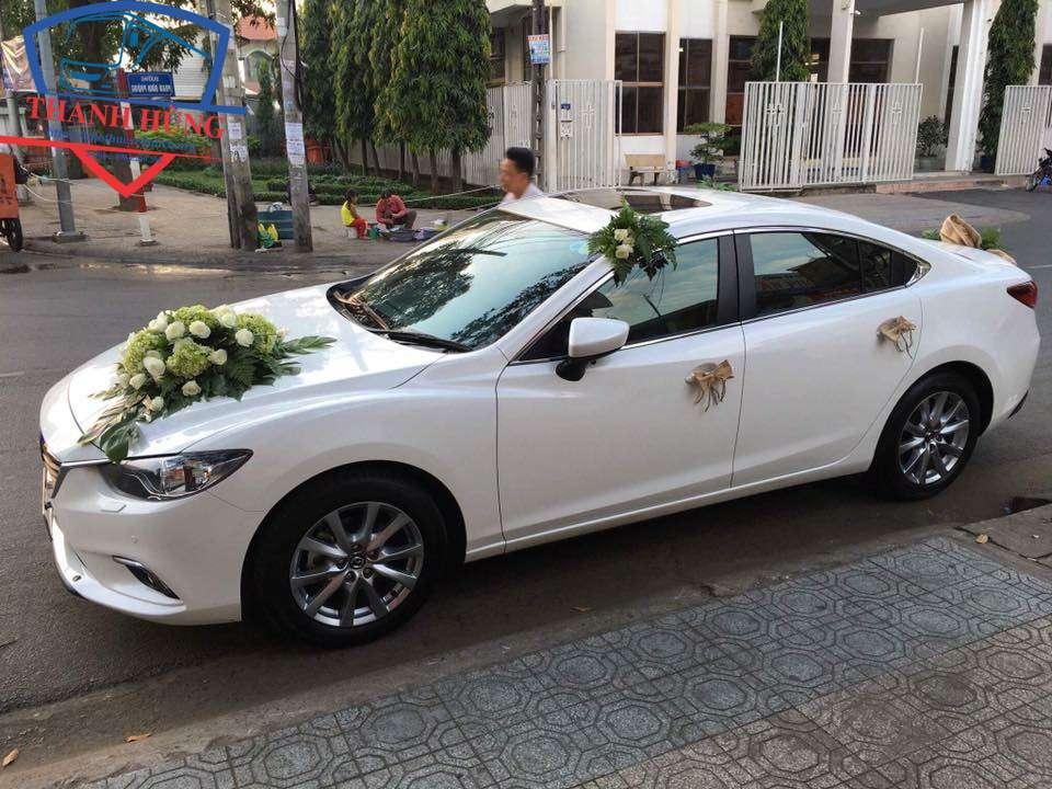 thuê xe hoa giá rẻ tphcm