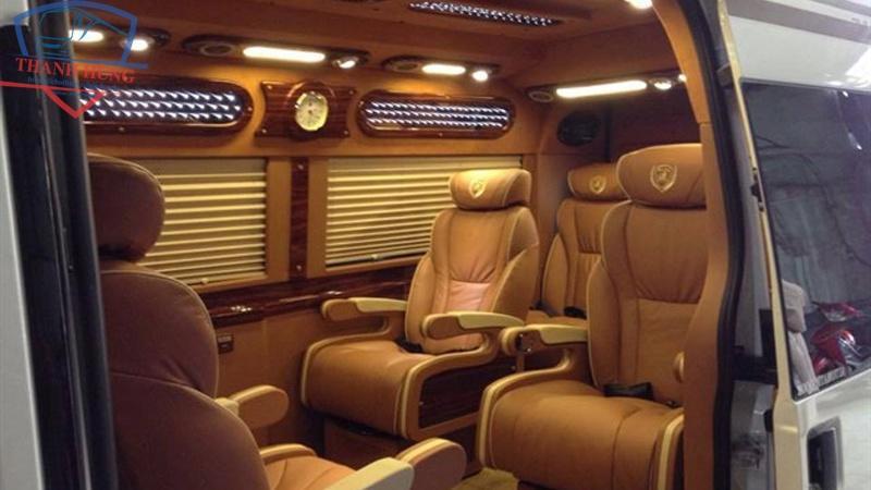 Cho Thuê xe limousine tại TPHCM