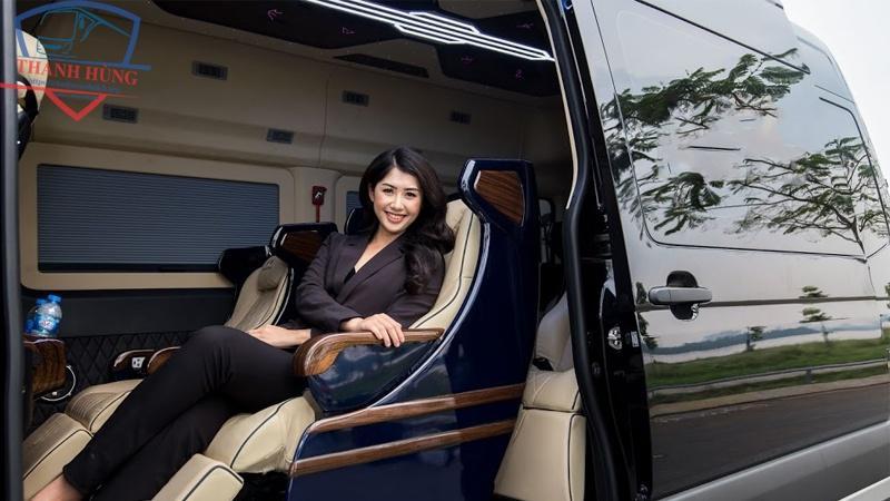 dich vu cho thue xe limousine