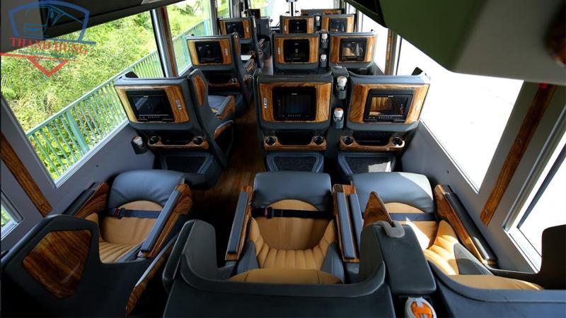 Thuê xe limousine đi Phan Thiết