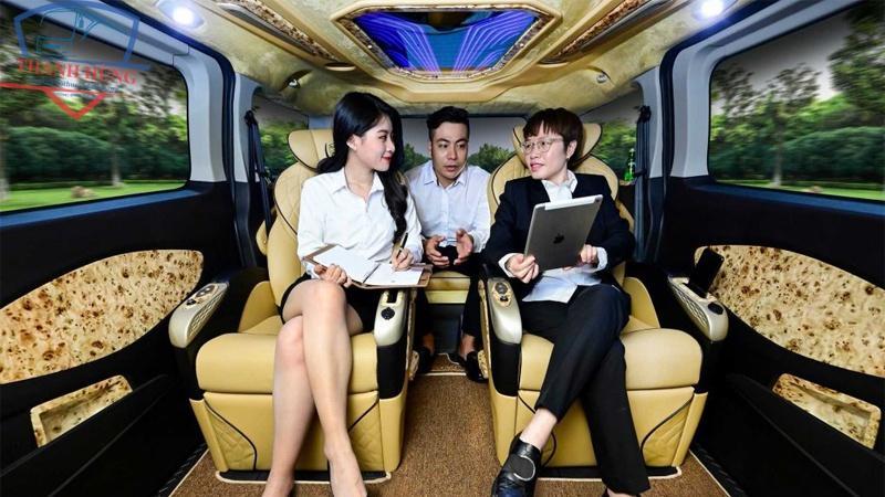 Thuê xe limousine đi tỉnh tại TPHCM