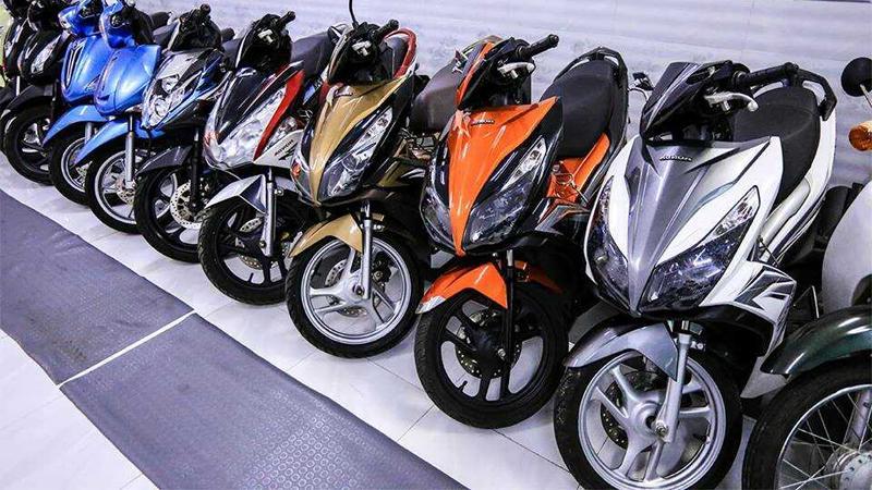 Dịch vụ cho thuê xe máy Đà Lạt Mr.Din