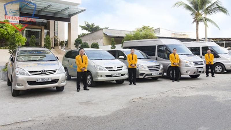 dịch vụ xe đưa đón sân bay tân sơn nhất