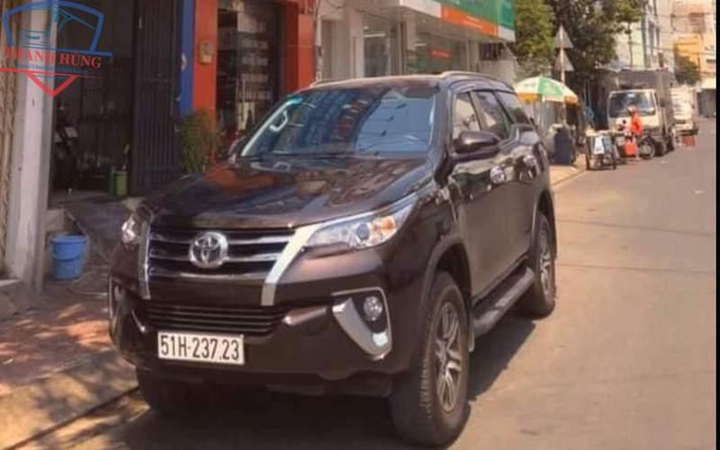 Thuê xe tại TPHCM