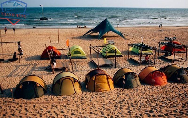 Coco Beach Camp ở đâu