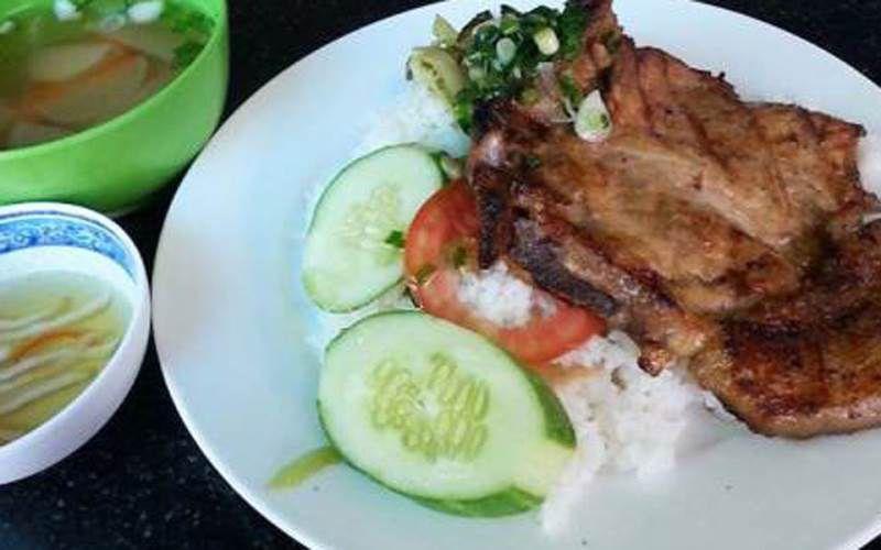 Địa điểm ăn uống khi thuê xe đi Vũng Tàu