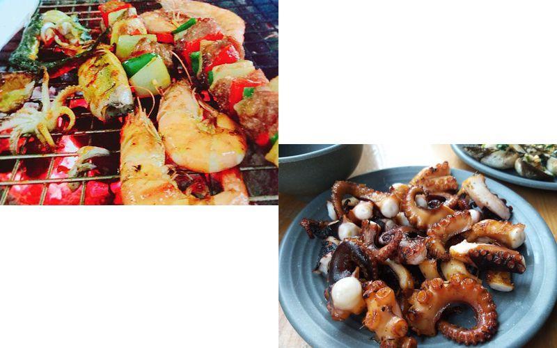 Những món ăn ngon tại Vũng Tàu