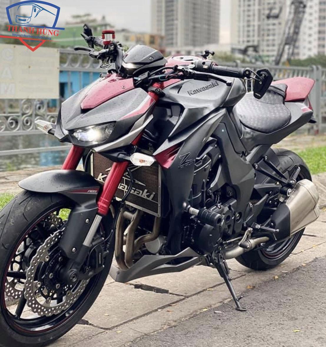 Thuê xe moto pkl tự lái TPHCM