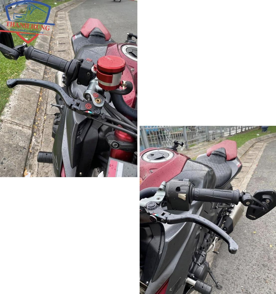 Cho thuê xe moto rước dâu