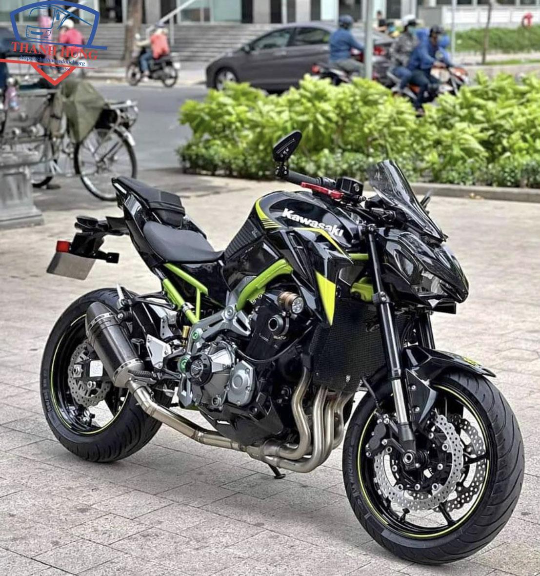 Cho thuê xe mô tô ở Sài Gòn