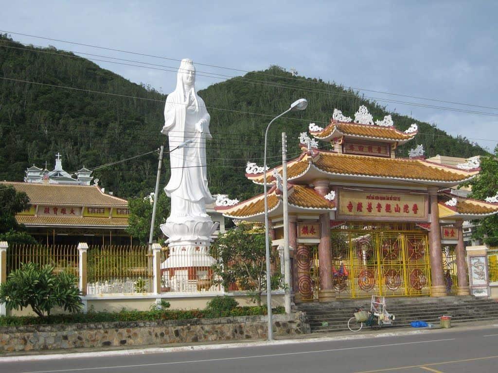 12 cảnh chùa ở Vũng tàu