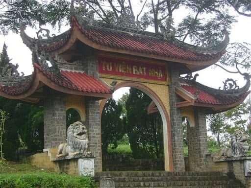 Chùa Bát Nhã ở Vũng Tàu