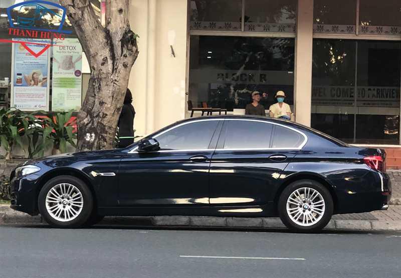 Thuê xe tự lái Mercedes
