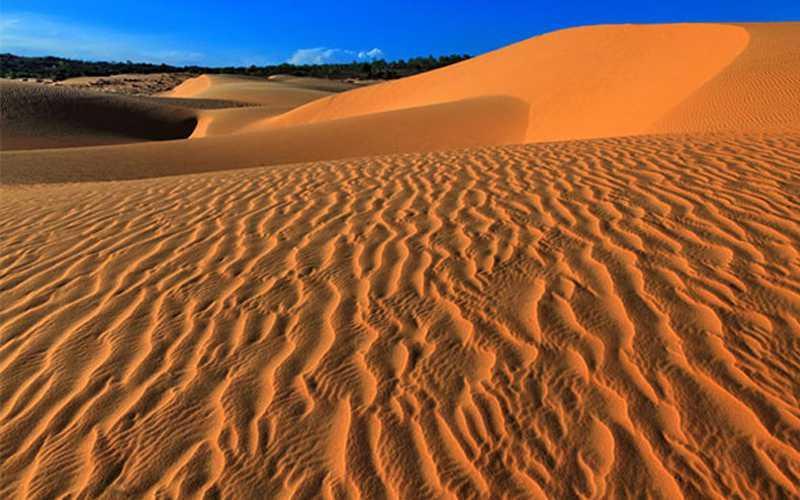 Tham quan đồi cát bay