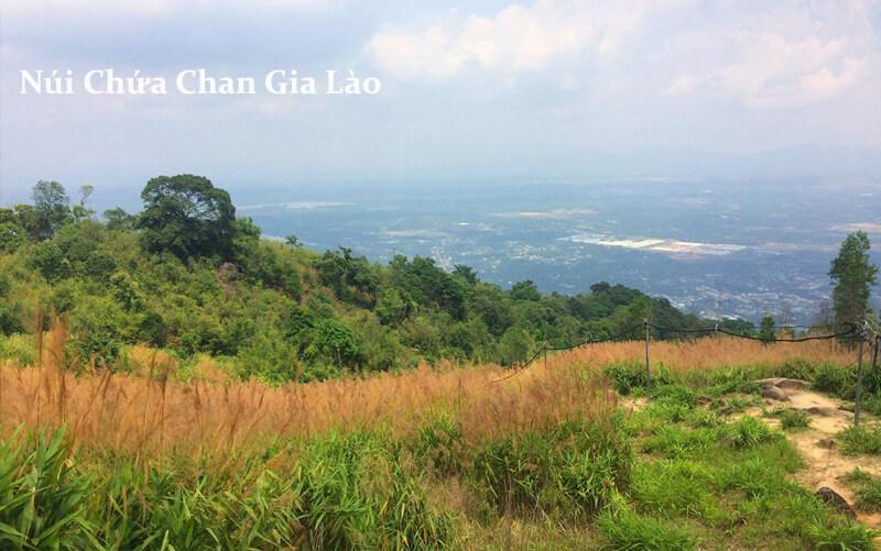 núi chứa chan đồng nai