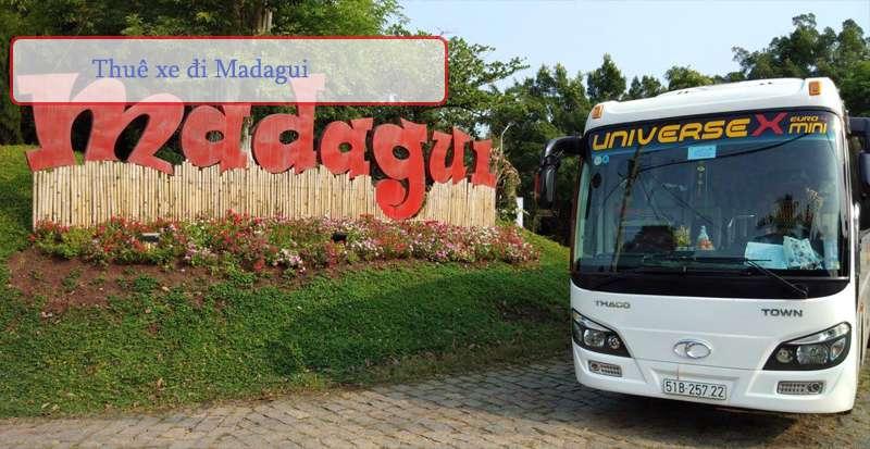 Thuê xe đi Madagui