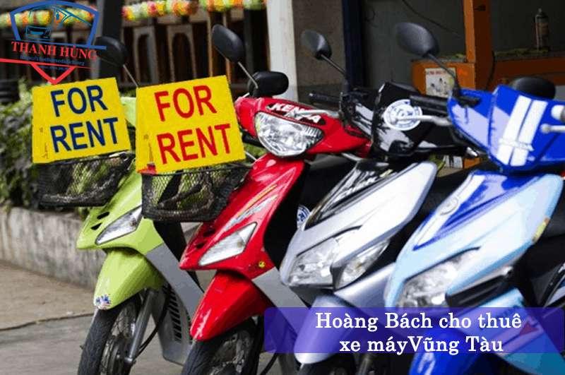thuê xe máy vũng tàu giá rẻ