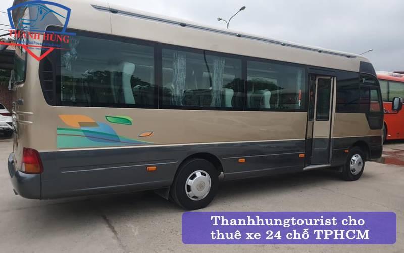 Thuê xe 24 chỗ Hà Nội