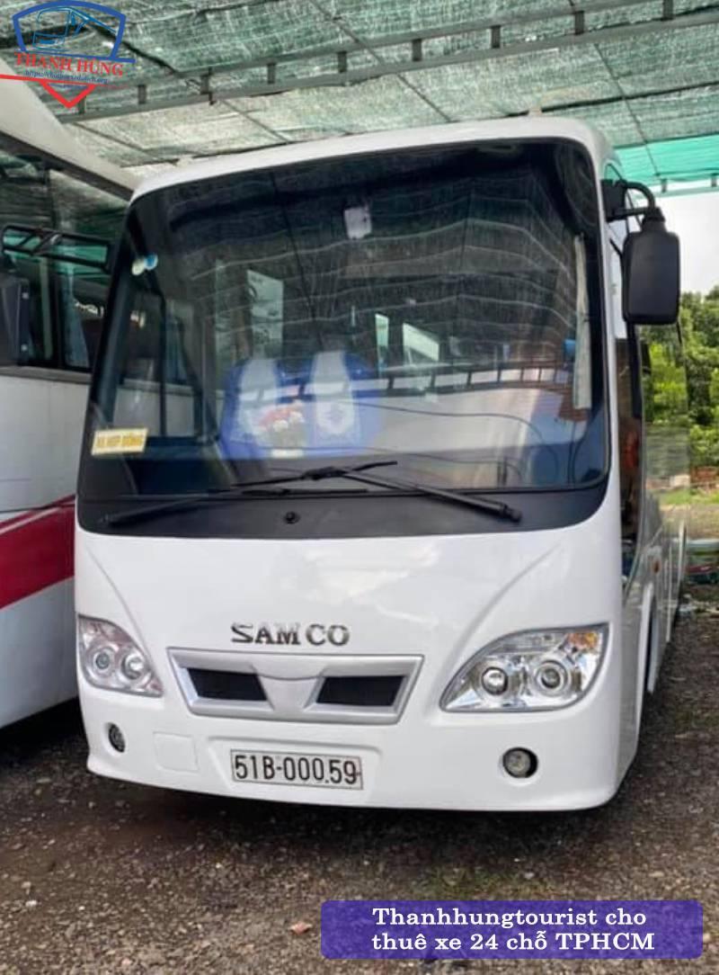 Cho thuê xe du lịch TPHCM
