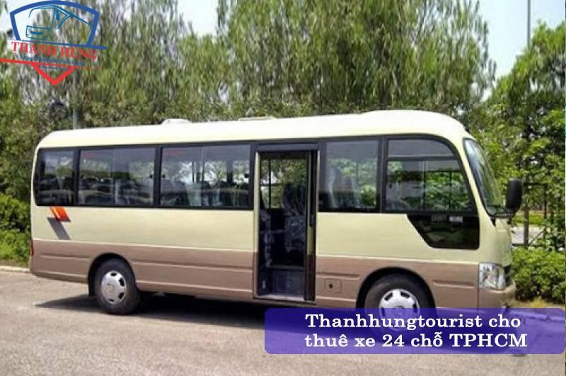 Cho thue xe 24 cho TPHCM