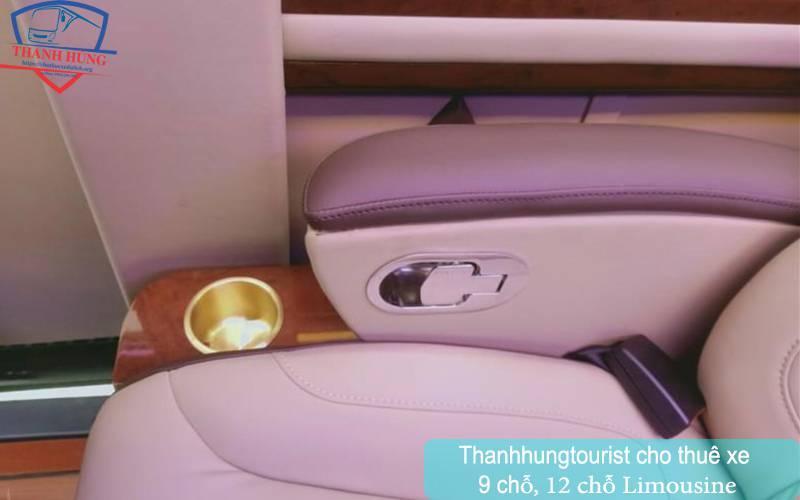 Công ty cho thuê xe du lịch 9 chỗ ngồi