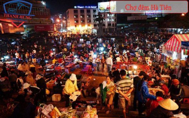 Thuê xe đi du lịch Hà Tiên