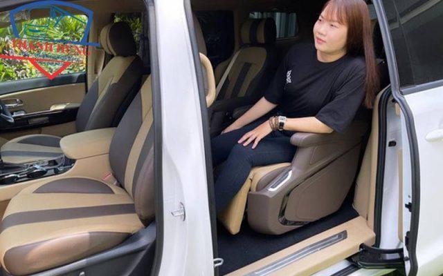 thuê xe kia sedona tự lái