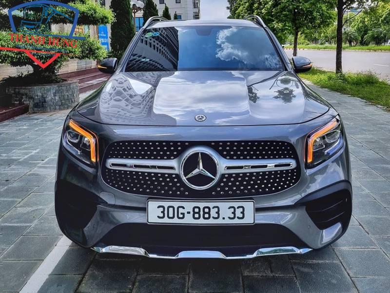Cho thuê xe Mercedes theo tháng
