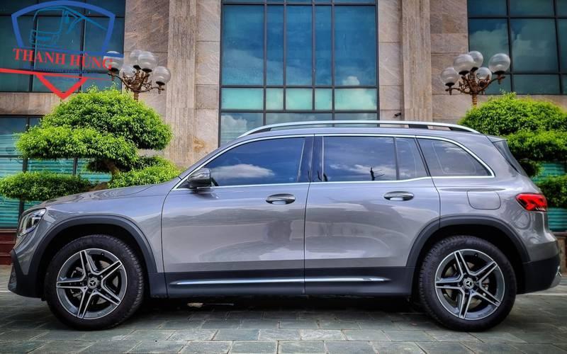 Thuê xe Mercedes tự lái TPHCM